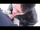 Amateurvideo Blowjob im Schnee von SEX_mit_dem_EX