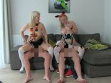 Amateurvideo 2 Jungs beim Public Viewing abgeschleppt!!! from KissiKissi