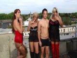 Amateurvideo MilFs !!!! Gruppensex im Hotel - Rauchen ! von KimVanDyke