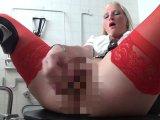 Amateurvideo Lack Nurse ! Gynstuhl Träume ich machs mir! von LadyKacyKisha
