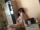 Amateurvideo DP-Löcher Stopfen nach Ingas A von eroticnude