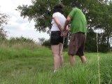 Amateurvideo Schlechter Tag (Teil: Ambush) from bondageangel