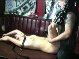 Amateurvideo Sklavenfotze, laß Dich <span class=