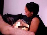 Amateurvideo Handjob mit Analmassage bis zum abspritzen von SexyNaomi