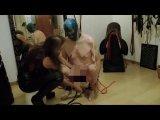 Amateurvideo Zwei bi-Sklaven werden erzogen von BarbaraVonStahl