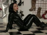 Amateurvideo making of latexlove von jungfotze