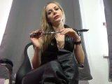 Amateurvideo Audienz bei deiner Latex-Göttin! von PussyDeluxxxe