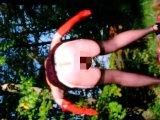 Amateurvideo OKTOBERSEX = BERINGT IN STRAPSEN von ringanalog
