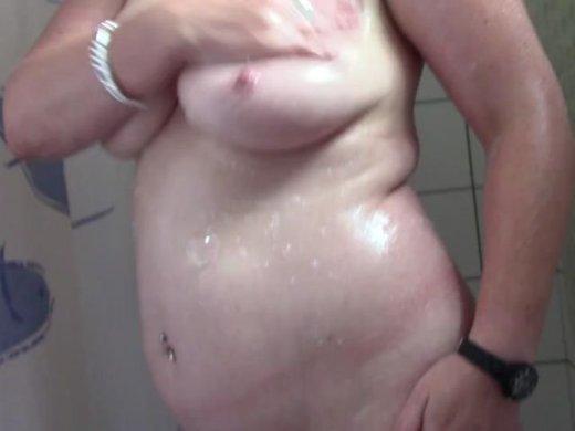 Beim Duschen Geil geworden