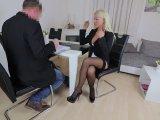 Amateurvideo Die verfickte Steuerprüfung! XXXXL Spermafresse! von Daynia