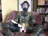 Amateurvideo Heavy Rubber Fetisch - komm mit mir von XPoppSieX