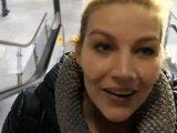 Amateurvideo Spermawalk am Flughafen von DaddysLuder