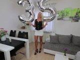 Amateurvideo Zum Geburtstag Arschgefickt! 8 Multiple Orgasmen bis zum Meg von Daynia