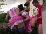 Amateurvideo sommer sonne dreiergeil von jungfotze