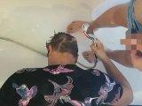 Amateurvideo Kundenwunsch - Haarwäsche mal anders von Zartes_Fleisch