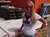 Amateurvideo Baumarkt Mitarbeiter fickt mich durch von Annabel_Massina
