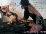 Amateurvideo Fetishgirls Play Together 2/2 von LadyVampira