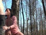 Amateurvideo Vom Rektor im Wald erwischt und durchgeknallt!! from eroticnude